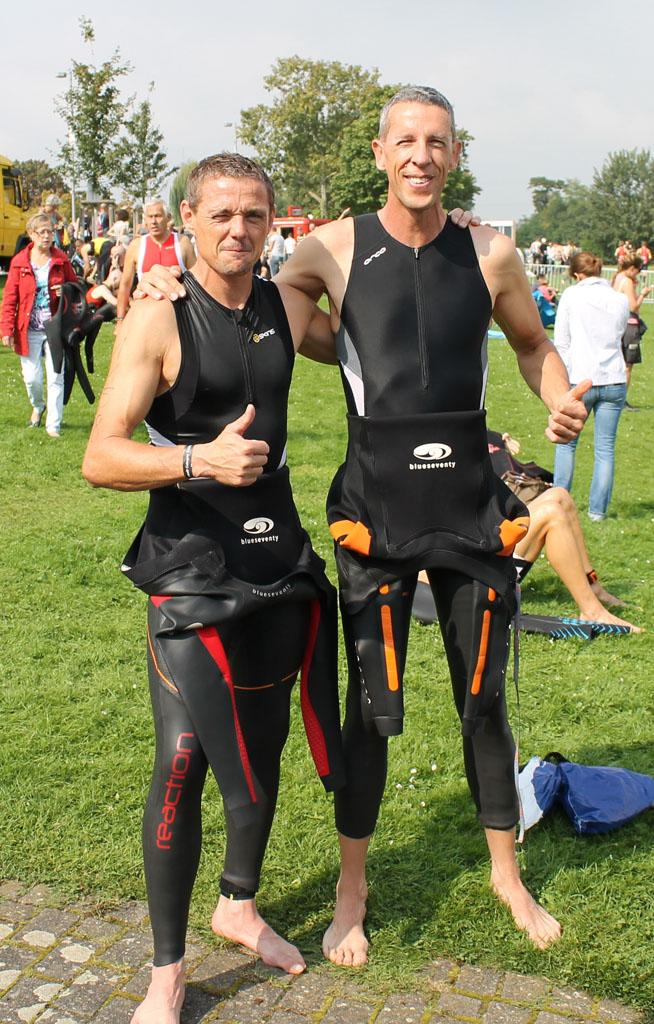 """Cologne Triathlon"" am 07.09.2014"