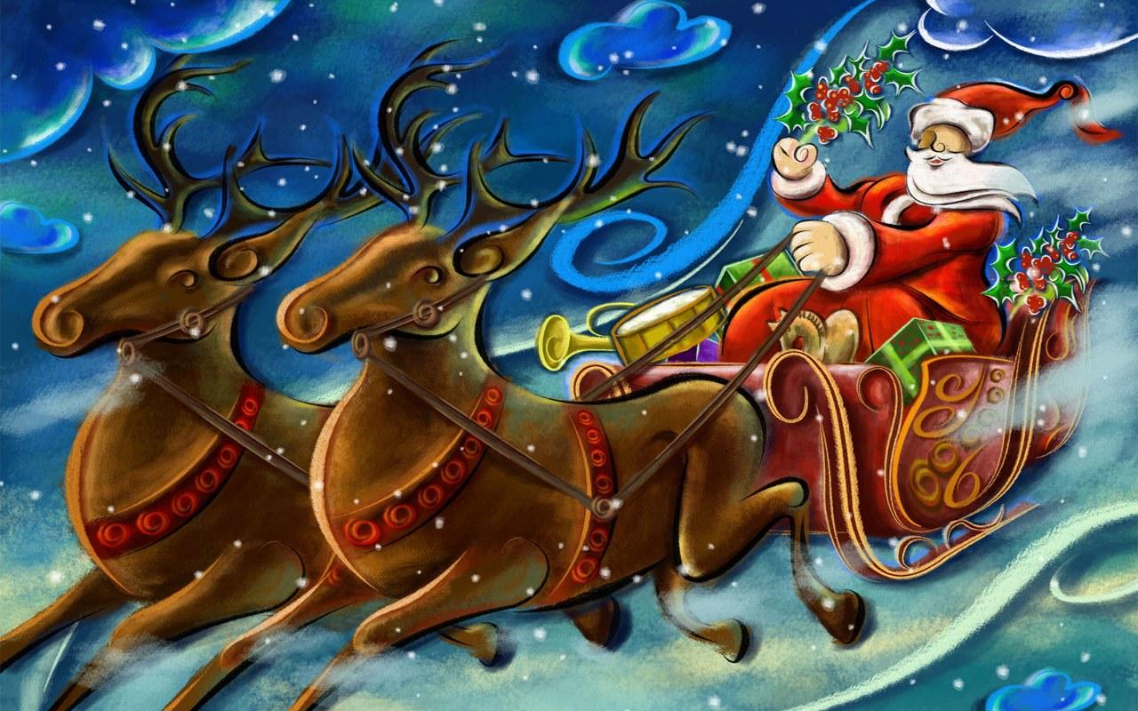 Christmas-Day- Run in Santa Monica (USA)